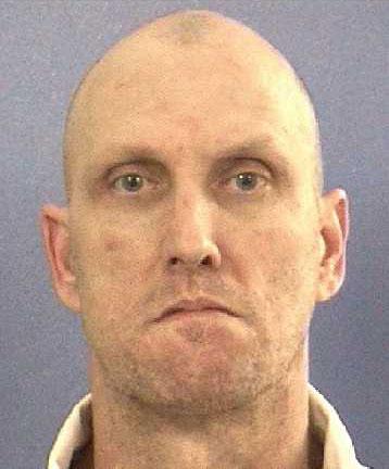 face of a prisoner